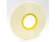 cover tape 2678,9.5mm,white transparent,ESD